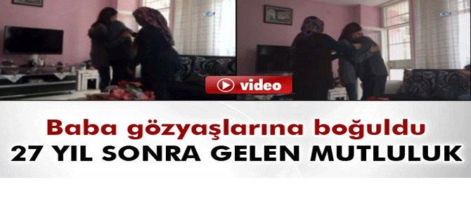 KAYSERİ'YE ÇALIŞMAYA GELDİ ÇOCUĞU BAŞKASINA VERİLDİ