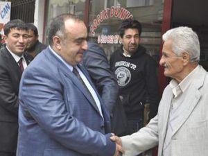 Kayseri MHP İl Sarız İlçe İstişare Toplantısını Yaptı
