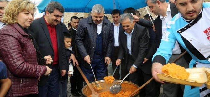 MİMARSİNAN'I ANMA VE EVLİYALAR GÜNÜ