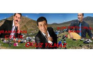 AKKIŞLA YOĞURT KİLİM FESTİVALİ, OĞUZ YILMA-RAMAZAN ÇELİK GELİYOR