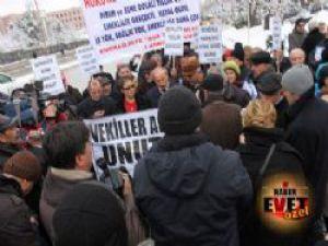 Emeklilikte Yaşa Takılanlar Ankara Eylemi Yaklaşıyor: