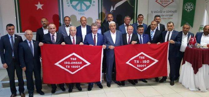 Kayseri Pancar Kooperatifi Yönetim Kurulu Başkanı Hüseyin Akay;