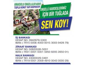 ANADOLU ENGELLİLER KENTİ...