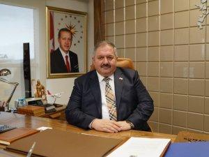 Kayseri OSB Başkanı Nursaçan'dan Muhammed Ali mesajı
