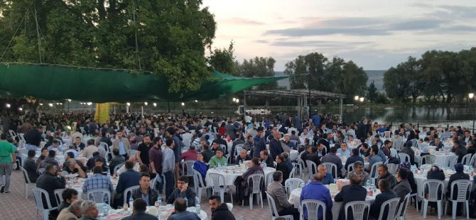 KAYSERİ ŞEKER AİLESİ İFTAR'DA BULUŞTU