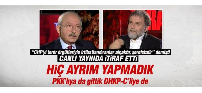 Kılıçdaroğlu'ndan skandal PKK açıklaması