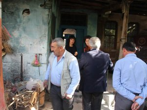 İSTANBUL HRANT DİNK VAKFI'NDAN DEVELİ'YE ZİYARET
