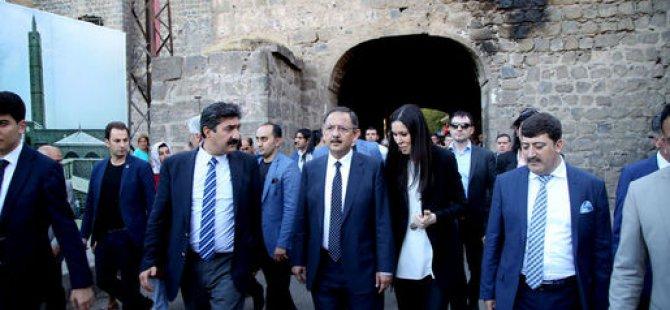 Sur eylem planını Diyarbakır'da açıklayan Özhaseki