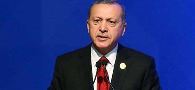 Cumhurbaşkanı Erdoğan: Güneyimizde çok ciddi plan uygulanıyor