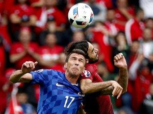 Türkiye 0-1 Hırvatistan