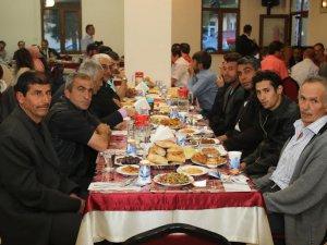 HACILAR BELEDİYES İFTAR'DA PERSONELLE BULUŞTU