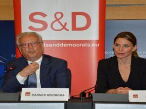 Swoboda'dan Kemal Kılıçdaroğlu'na Cevap!..