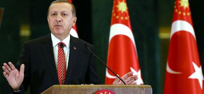 Erdoğan: Biz ne Avrupa'ya ne Ortadoğu'ya ne de Afrika'ya sırtımızı döneriz
