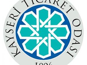 Kayseri Ticaret Odası'ndan üye aidatları açıklaması