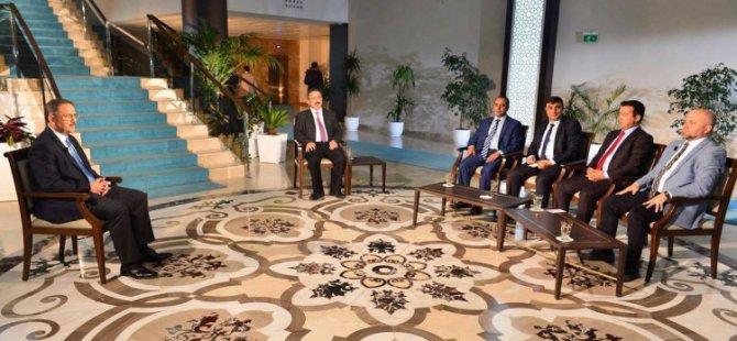 Çevre Bakanı Özhaseki ranta kapımız kapalı