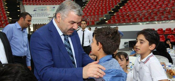 Mustafa Çelik Erdoğan gibi çok güçlü bir liderimiz var