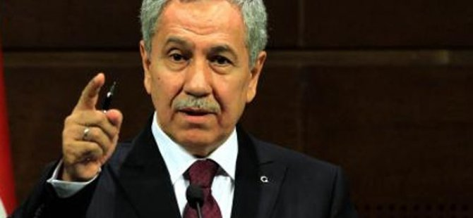 Arınç: AK Parti teşkilatı her an hazır olmalı