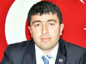 Ülkü Ocakları İl Başkanı Selim Gümüş: