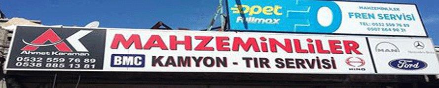 MAHZEMİNLİLER-BMC-TIR-KAMYON-SERVİSİ