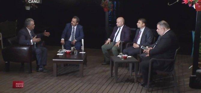 """""""MİLLETİN CEBİNDEN TEK KURUŞ ÇIKMADI"""""""