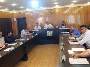 İncesu Belediyesi Temmuz Ayı Toplantısı Yapıldı