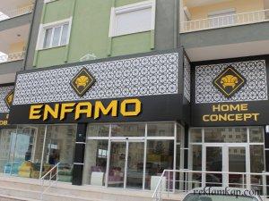 Enfamo Mobilya Mağazaları Bayram mesajı