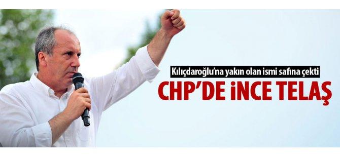 CHP'de 'Muharrem İnce - Gürsel Tekin' ittifakı