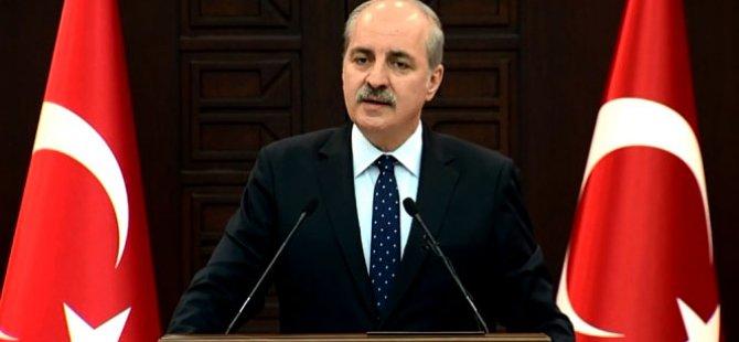 Kurtulmuş'tan 'Bahoz Erdal' açıklaması