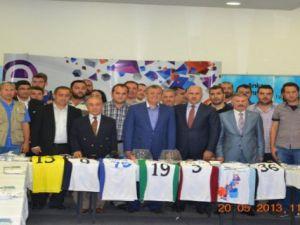 Ankara Shopping Fest 2013 Futbol Turnuvası Kuraları Çekildi