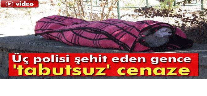 Şanlıurfa'da üç polisi şehit eden Kayserili toprağa verildi