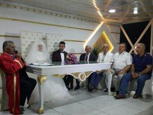 KTO Başkanı Hiçyılmaz'ın özel kalemi Mert Güntürkün dünya evine girdi