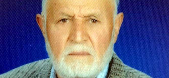 83 yaşındaki alzaymır hastası adam 5 gündür kayıp