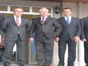 KAYSERİ SMMM ODASI'NIN 21. OLAĞAN SEÇİMLİ GENEL KURULU YAPILDI