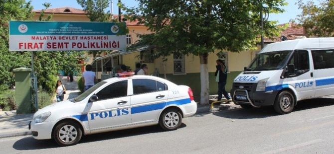 Hastaya kızan hemşire cam parçasıyla 4 kişiyi yaraladı