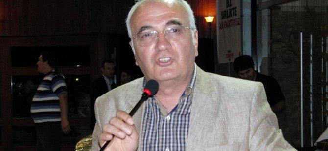 Elitaş, Kayseri Cumhuriyet Meydanı'nda vatandaşlara seslendi