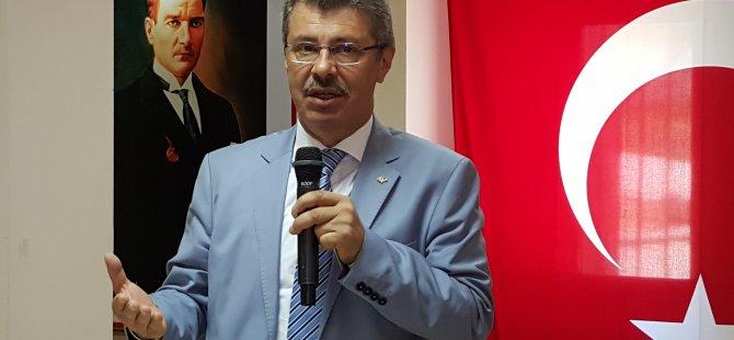 Kayseri Şeker Fabrikası Başkanı Hüseyin Akay Devletimizin ve milletimizin emrindeyiz