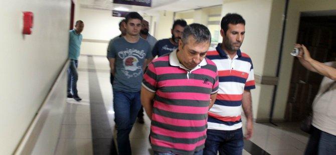 Kayseri'de 6 asker daha gözaltına alındı