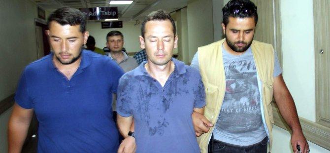 Kayseri'deki operasyon
