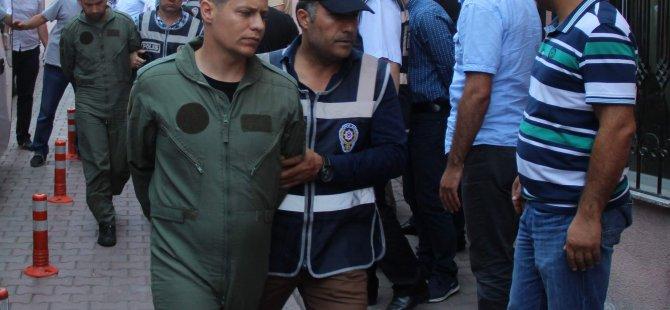 Kayseri'de Darbeye teşebbüs eden 45 asker tutuklandı
