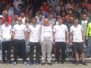 KAYSERİ FİFA U20' HAZIRLIKLARI TAMAM