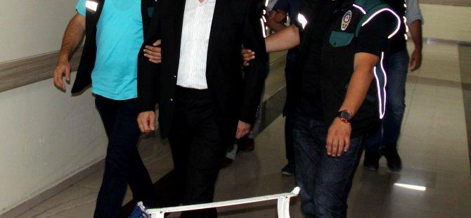 Kayseri'de 2 vali yardımcısı ve ilçe emniyet müdürü tutuklandı