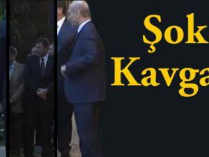 Kemalettin Göktaş ile Bakan Erdoğan Bayraktar Kavga Etti-video