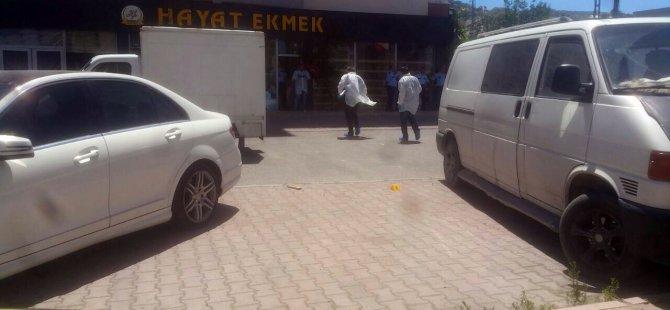 Kayseri'de Fırında cinayet