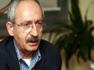 Kılıçdaroğlu'dan Swoboda'ya İstifa Et Mektubu