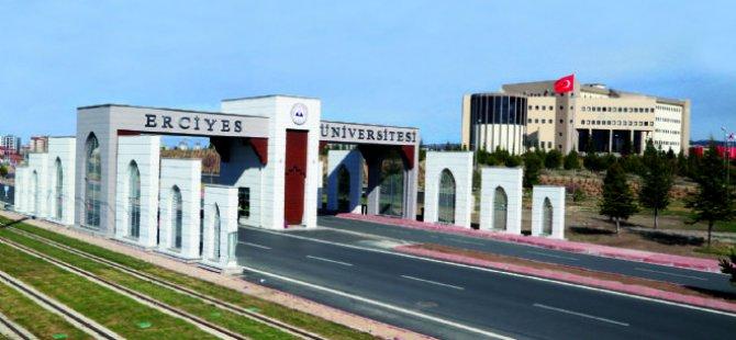 Erciyes Üniversitesi'nde 139 personel açığa alındı