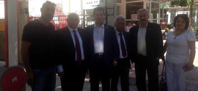 CHP Kayseri İl Başkanlığından Anlamlı Ziyaretler