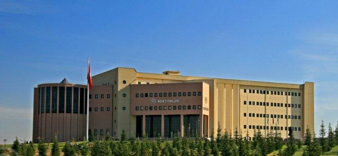 Erciyes Üniversitesi açığa alınan personel sayısı 160 oldu