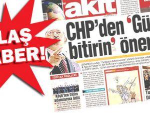 CHP'nin 8 yıl önce cemaati bitirme önergesi!