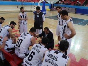 Melikgazi Belediyespor Basketbol Takımı 2. ligde…