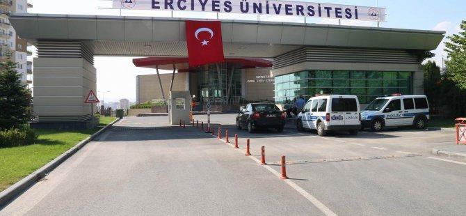 Melikşah Üniversitesi Erciyes Üniversitesi'ne devrediliyor